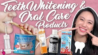 Teeth Whitening and Oral Care Products - Tried and Tested: EP157