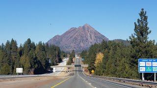 Travel VLOG Day 1: California To Oregon