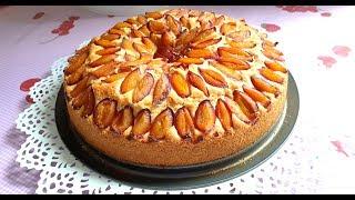 Сливовый пирог Быстро вкусно и дешево