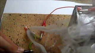Jak vyrobit elektrický zapalovač DIY