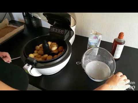 Brunkartoflerbrunede Kartofler I Actifry Youtube