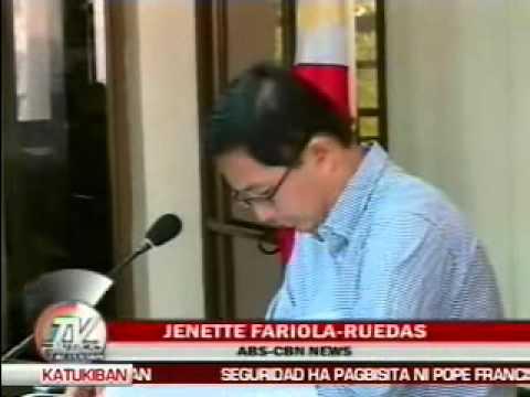TV Patrol Tacloban - November 18, 2014