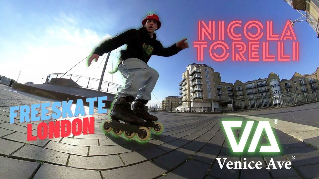 FREESKATE LONDON - Venice Ave Production