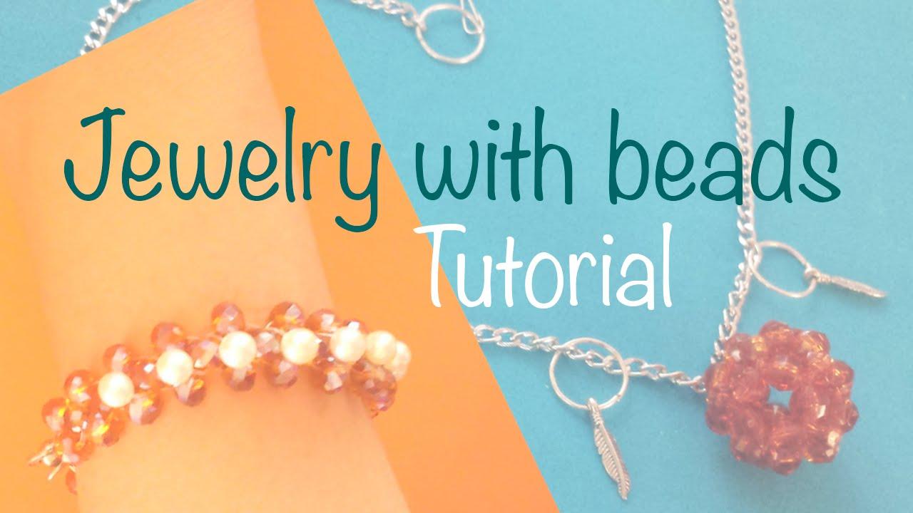 beaded jewelry tutorial youtube solutioingenieria Choice Image