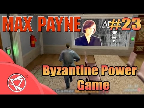 Max Payne | Byzantine Power Game | 23rd Mission