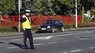 Policja roz�adowuje korki