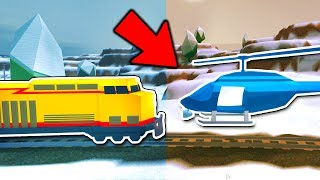 HOW TO STOP THE TRAIN in JAILBREAK! ( Roblox )