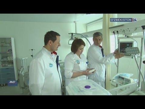 Открытие нового Центра в институте травматологии