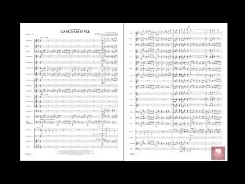 Gangnam Style arranged by Michael Brown