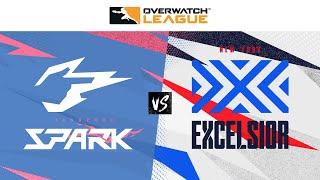 항저우 스파크 vs 뉴욕 엑셀시어   오버워치 리그 2…