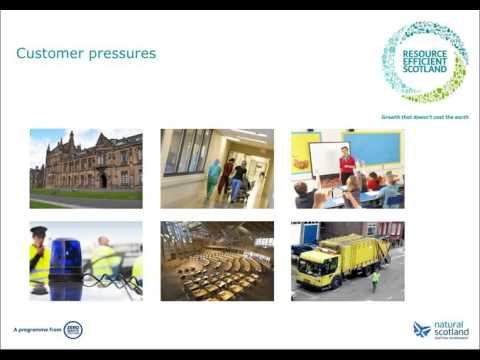 Resource Efficiency at Work. Training video