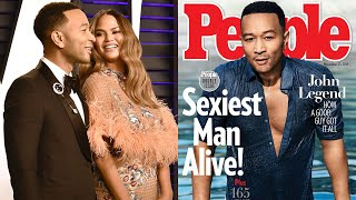 John Legend Named 2019 Sexiest Man Alive: How Wife Chrissy Teigen Hilariously Reacted