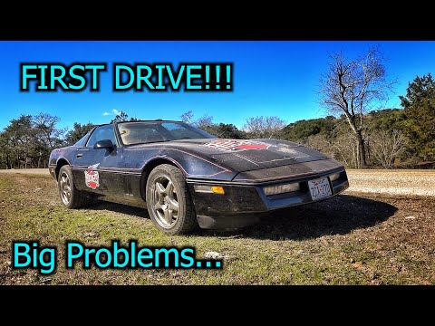 Rebuilding a Destroyed ZR1 Corvette Part 2