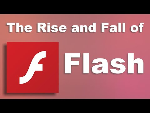 The Rise And Fall Of Flash
