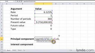 How Calculate Loan Payments Excel