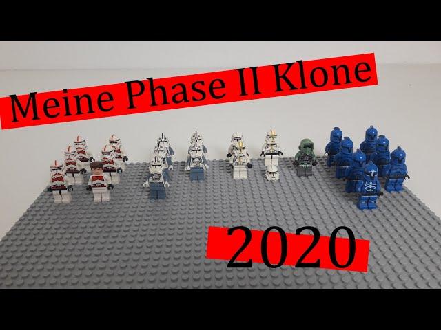 Meine Phase II Klone 2020