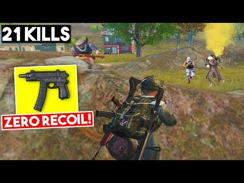 ONLY USING THE NEW WEAPON!   20 KILLS SOLO Vs SQUADS   PUBG Mobile 🐼
