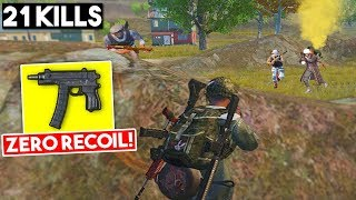 Only Using The New Weapon! | 20 Kills Solo Vs Squads | Pubg Mobile