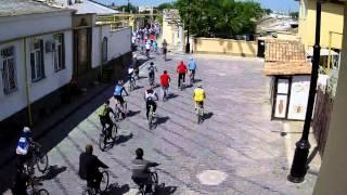 Велопарад в Евпатории 2015
