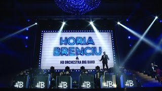 NEW YORK, NEW YORK - HORIA BRENCIU & HB ORCHESTRA BIG BAND