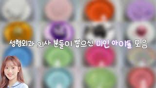 ⚕️ 성형외과 의사 분들이 뽑으신 미인 아이돌 연예인…