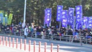 2016年箱根駅伝 第3区区間賞 秋山雄飛選手