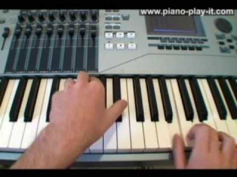 Here Comes The Sun Piano Tutorial Beatles