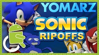 Sonic Ripoffs - Immobile - Yomarz