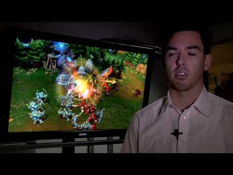 League of Legend interview with Marc Merrill