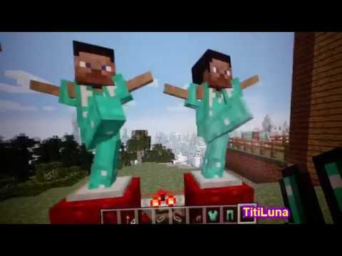 Como Hacer Bailar A Un Soporte Para Armaduras En Minecraft  TitiLuna