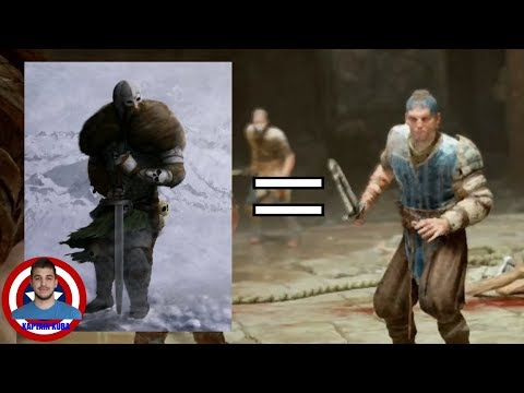 God of War Theory: Sigmund and Gunter in the game?