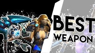 Best Weapons for Rogues Guide - (Combat Rogue PvP) Warlords of Draenor 6.0.3