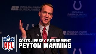 Peyton Manning Talks Plans After Retirement | NFL News