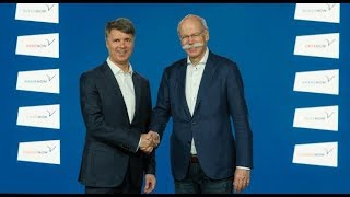 BMW and Daimler Joint Company - Press Conference
