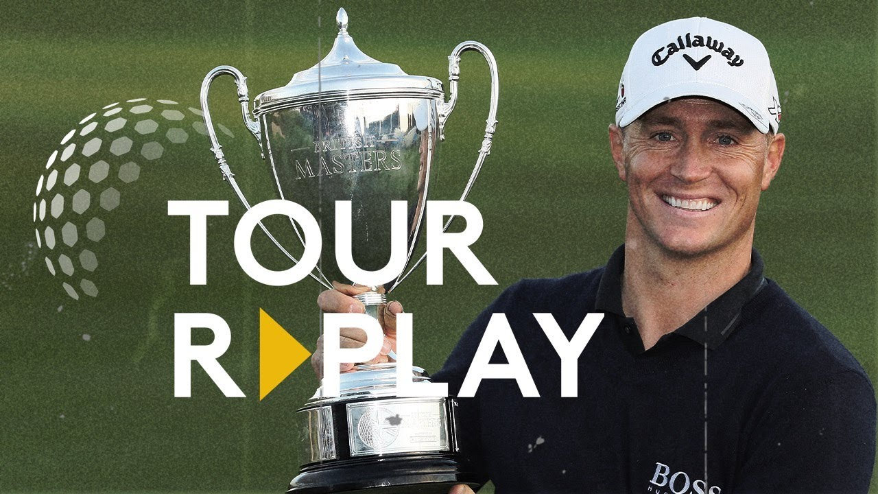 Final Day Broadcast | Alex Noren wins 2016 British Masters | Tour Replay