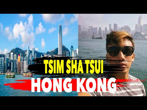 Travel Vlog HONG KONG Part 6 -TSIM SHA TSUI