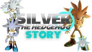 Фото Who Is Silver The Hedgehog ? Кто такой Ёж Сильвер ?