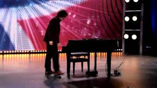 Norway got Talent 2011 - Bogdan Alin Ota - Romanian PianistComposer