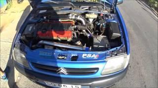 Saxo VTS 16v Supercharger
