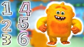 Monster Math Squad: How Do You Write Those Numbers Again? thumbnail