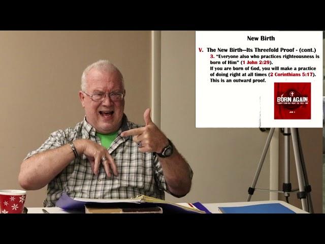 Wednesday Night Bible Class - 07292020