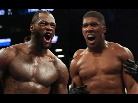 DEONTAY WILDER OFFERS ANTHONY JOSHUA 50 MILLION TO FIGHT
