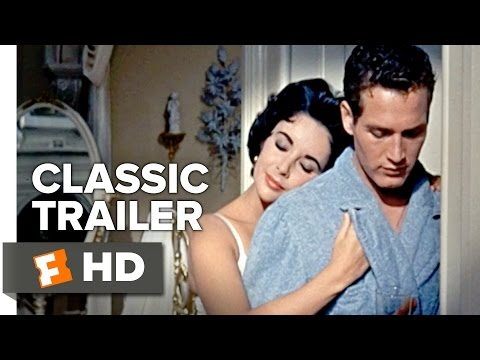Cat on a Hot Tin Roof (1958) Official Trailer 1 - Elizabeth Taylor, Paul Newman Movie HD