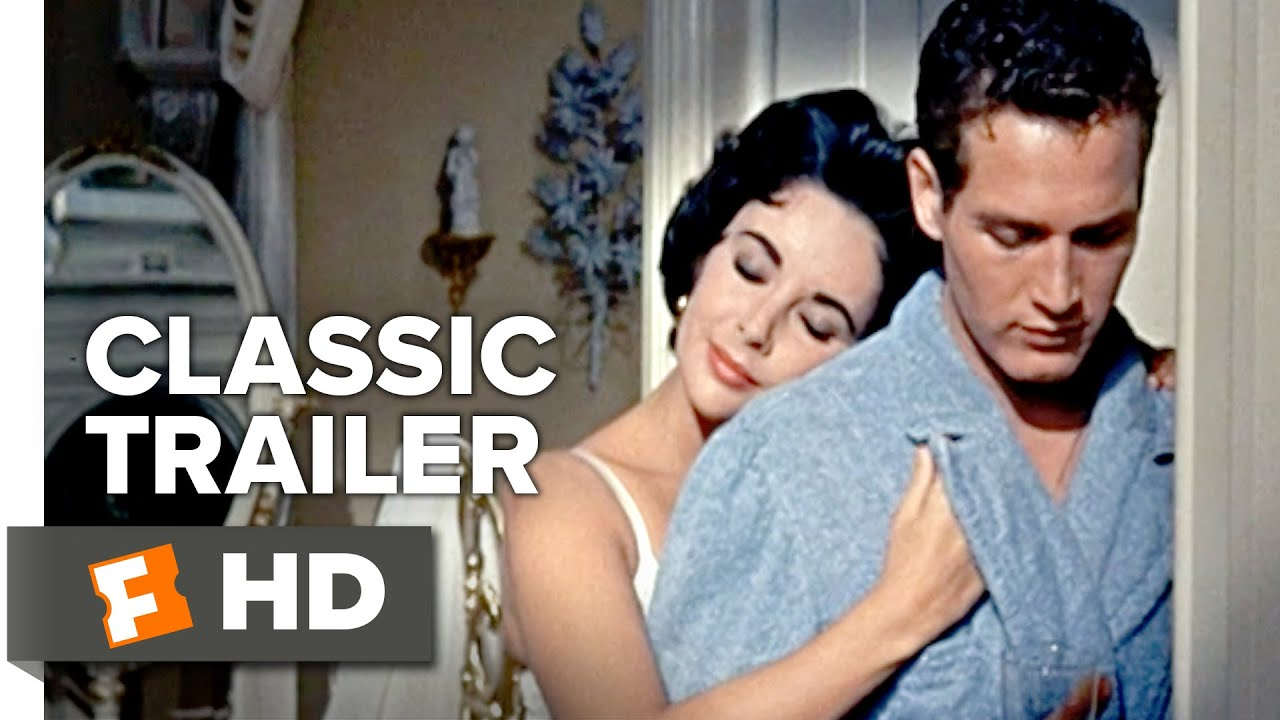 Cat On A Hot Tin Roof (1958) Official Trailer 1   Elizabeth Taylor, Paul  Newman Movie HD   YouTube