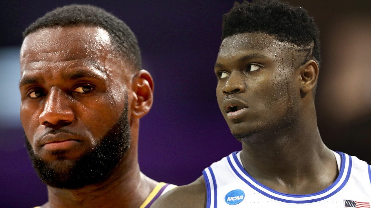 Will Lakers TRADE Lebron James To Get Zion Williamson ...