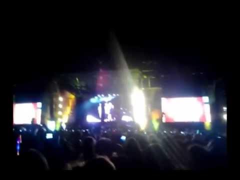 Where we are tour (10/05/2014)- São Paulo