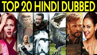 "Top 20 Hollywood ""HINDI DUBBED"" Movies on Netflix as per Imdb, Google Users & Abhi Ka"