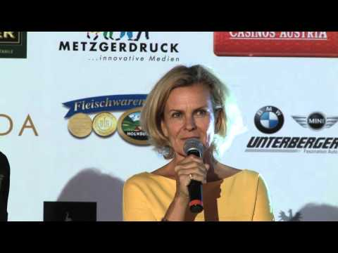 Pressekonferenz zum 3. SOKOKitzbühelBenefizGolfturnier