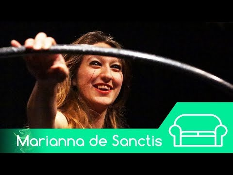 Marianna de Sanctis, hoops and expression - ep11 Juggle Jabb