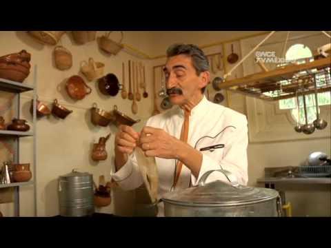 Tu Cocina Yuri de Gortari  Tamalitos de Durango  YouTube